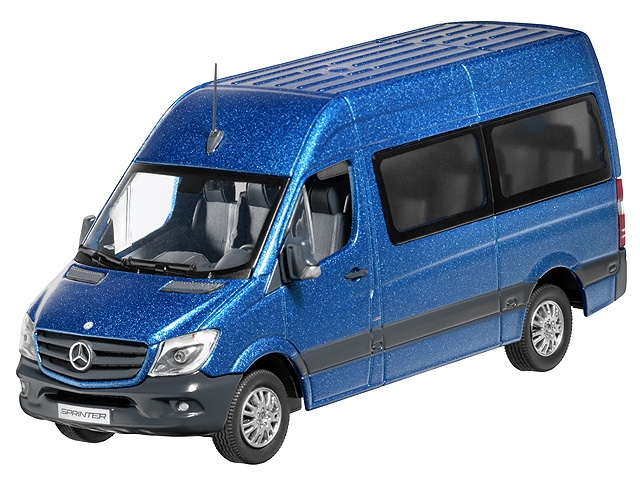 scale 1 43 commercial vehicles model cars mercedes. Black Bedroom Furniture Sets. Home Design Ideas