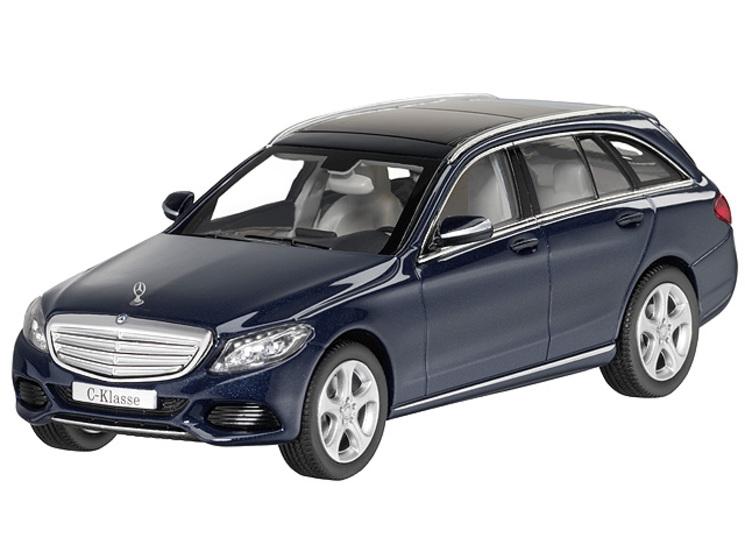 Mercedes-Benz original Modellauto C-Klasse S205 T-Modell EXCLUSIVE 1:18 Norev