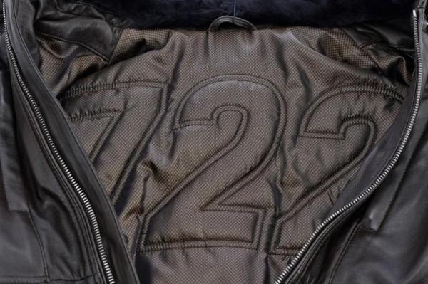 Hugo boss mercedes amg jacket for Mercedes benz leather jacket