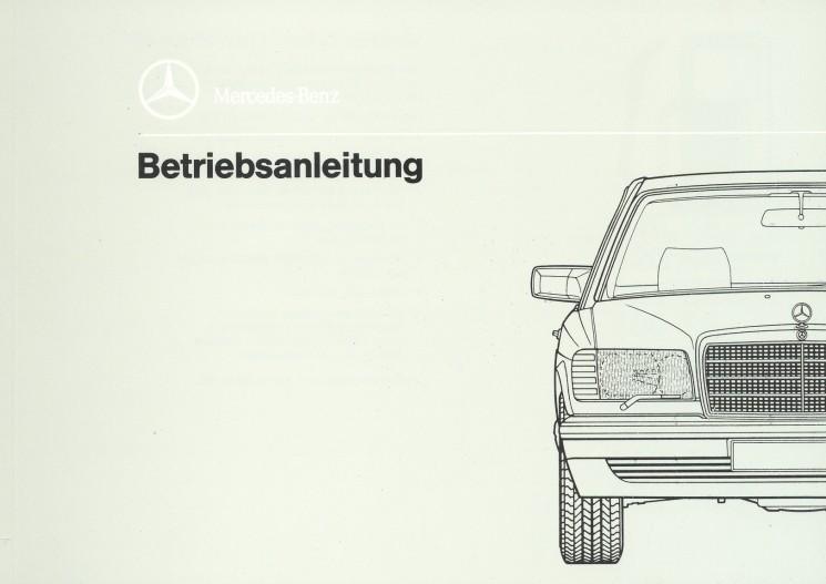 1989 mercedes benz 560sel repair manual pdf