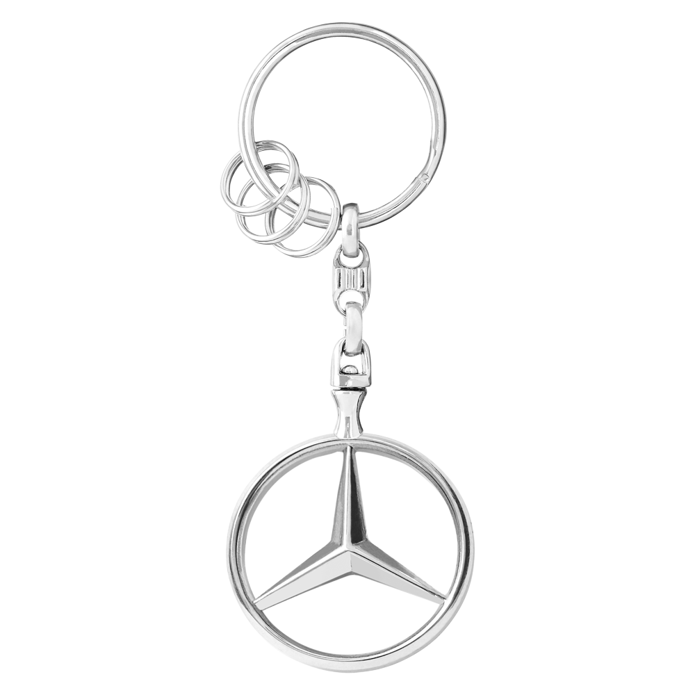 Schl sselanh nger br ssel mercedes benz classic store for Mercedes benz key chain accessories