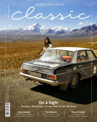 Mercedes Benz Classic Magazine 2019 1 english
