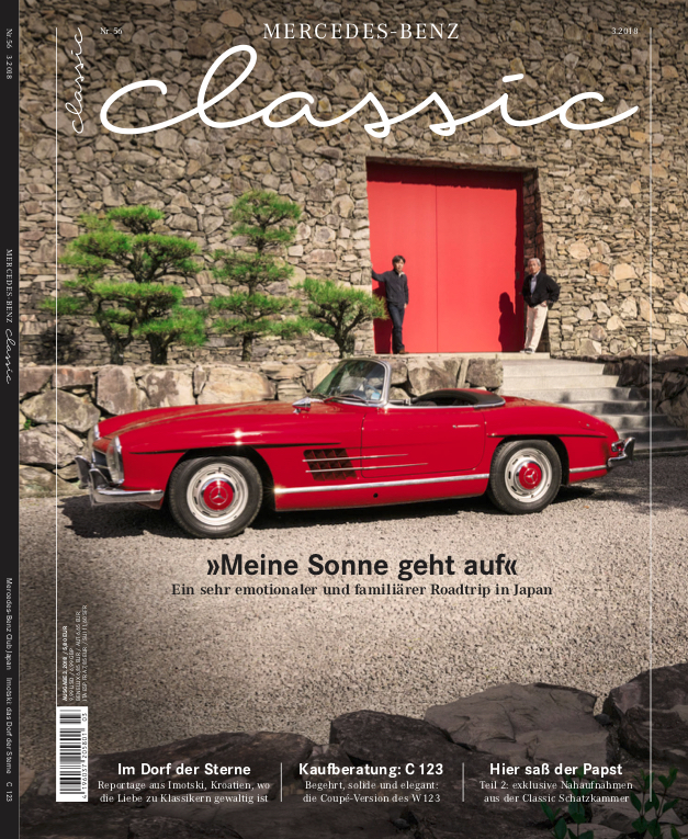 mercedes-benz classic magazin ab jahrgang 2002 | mercedes-benz